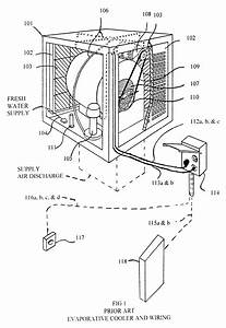 Patent Us6357243 - Remote Control System For Evaporative Coolers