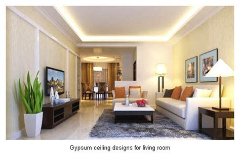 51 gypsum ceiling designs for living room ideas 2016