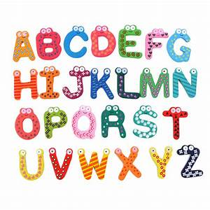 online buy wholesale magnetic wooden letters from china With learning letters for toddlers