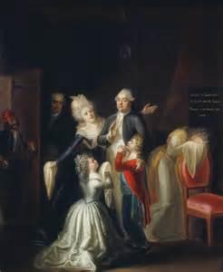 Guillotine French Revolution Louis XVI