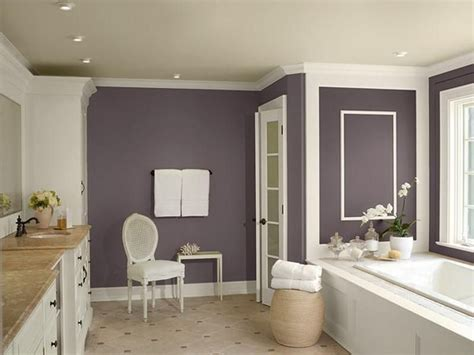 Bathroom Neutral Colors by Neutral Bathroom Color Schemes Neutral Purple Bathroom