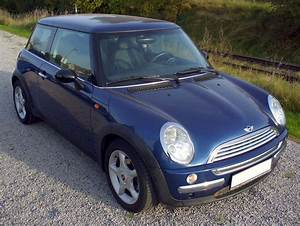 Mini Cooper 2001 To 2006 General Information And
