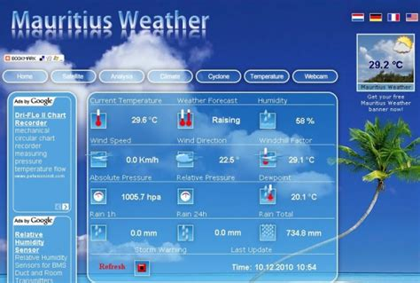 Louis Mauritius Weather by At Home Mauritius Weather In October 171 The Best