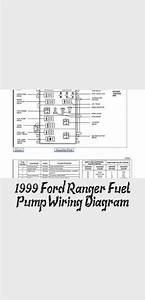 1999 Ford Ranger Fuel Pump Wiring Diagram