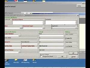 Edocs hummingbird dm document extract youtube for Document management system hummingbird