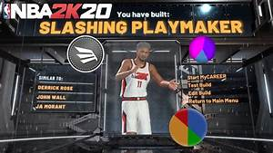 The Best Iso Guard Build In 2k20 The Most Slept On Pie