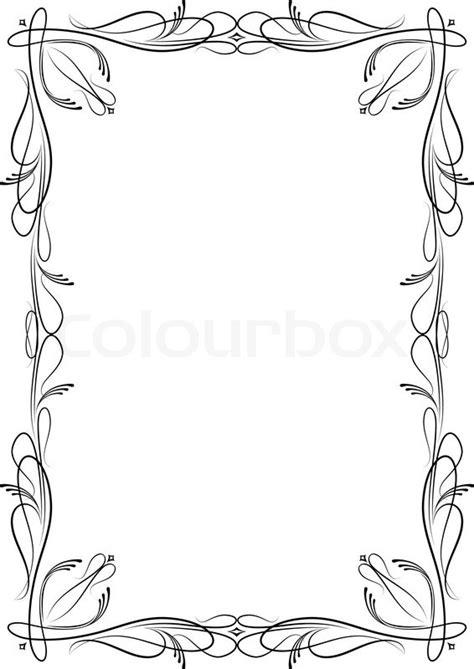 kunst illustrierung schwarz vektorgrafik colourbox