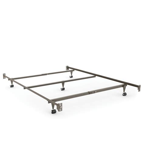 Queen Bed Rails For Headboard And Footboard by Sonax Queen Size Steel Bed Rails With Head And Foot Board