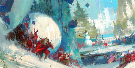 wintersday december  guildwarscom