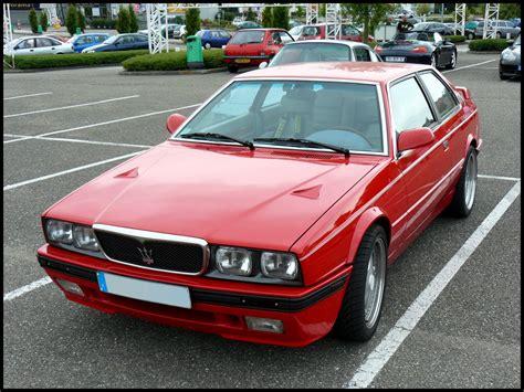 maserati biturbo stance maserati biturbo coupe si 2 0 205 hp