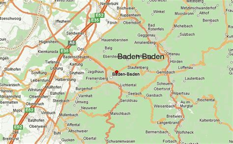 Please refer to the nations online project. Baden-Baden Location Guide