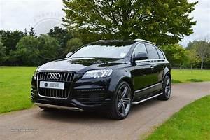 Audi Q7 Sport : ultracollect audi q7 black sport images tuning s3 in the night illinois liver ~ Medecine-chirurgie-esthetiques.com Avis de Voitures