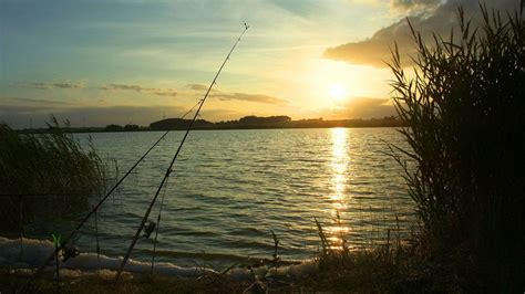 patience bible fishing does gone say fish lakeside sunset fishin tackle evening florida rod option michigan northern water rods reel