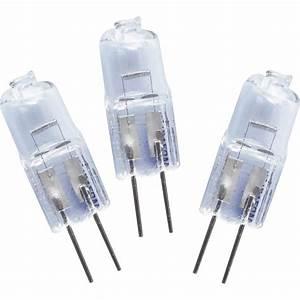 Ampoule G4 Led : lot de 3 ampoules bulbes halog nes 14w 165lm quiv 20w ~ Edinachiropracticcenter.com Idées de Décoration