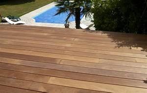 Lame De Bois Pour Terrasse : ipe bois pas cher ~ Premium-room.com Idées de Décoration
