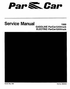 Service Manuals  Gas