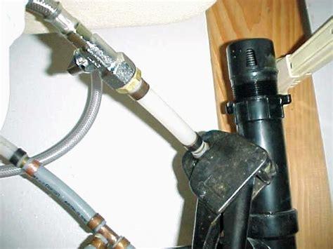 install shut  valve  sink replace faucet