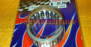 Palex Motor Parts  Bearing Crank Pin Suzuki Belang R 150