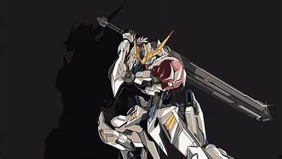 Gundam Barbatos Orphans Blooded Iron Suit Mobile