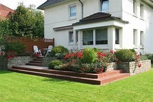 Terrasse Im Garten : treppen wege strenger garten und landschaftsbau ~ Whattoseeinmadrid.com Haus und Dekorationen