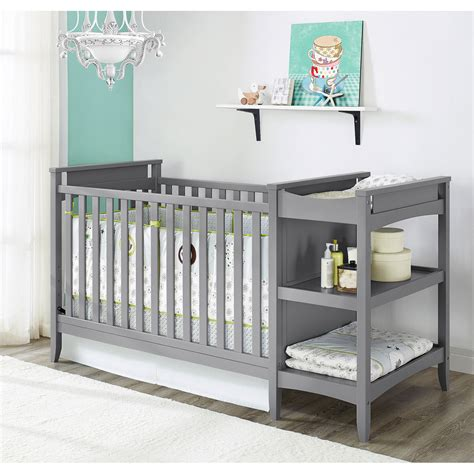 baby crib baby relax 2 in 1 crib and changing table combo
