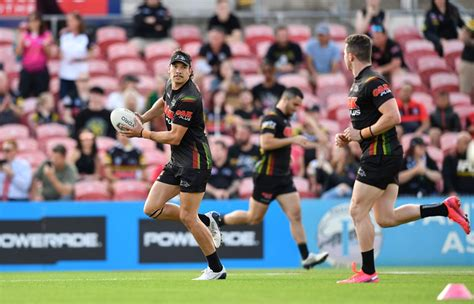 NRL 2020: Wet grand final prompts Penrith Panthers ...