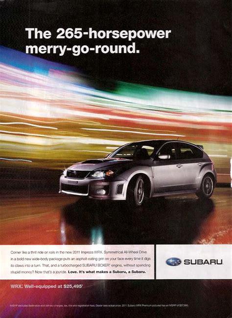 Subaru Car Ads by Subaru Advertising Photographs Page 3