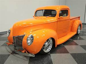 Ford Of Orange : orange crush this 1940 ford is one stunning street rod ~ Voncanada.com Idées de Décoration