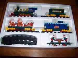 North Pole Express Christmas Train Set