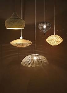 Luminaire Interieur Design : suspension rotin ici leroy merlin suspensions ~ Premium-room.com Idées de Décoration