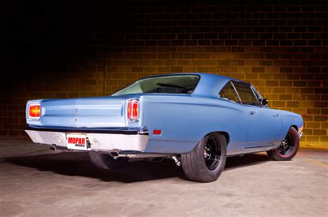 Modern-day 1969 Plymouth Road Runner