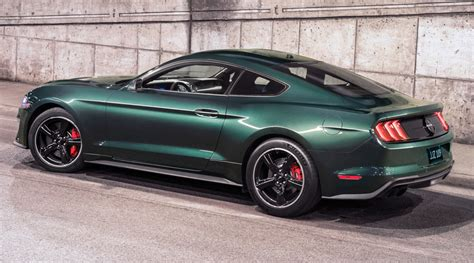 First 2019 Bullitt Mustang To Be Auctioned At Barrett-jackson