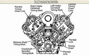 Service Manual  1998 Oldsmobile Lss Timing Chain Marks