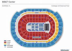 Seat Number Fillmore Miami Beach Seating Chart