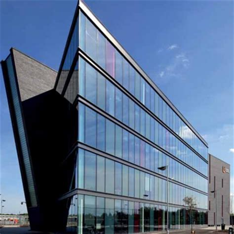 aluminium curtain wall systems metal technology