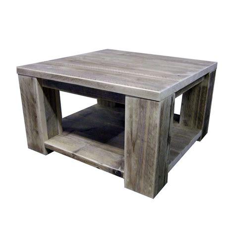 salontafel 40 x 40 steigerhout salontafel 120 x 80 x 40 cm