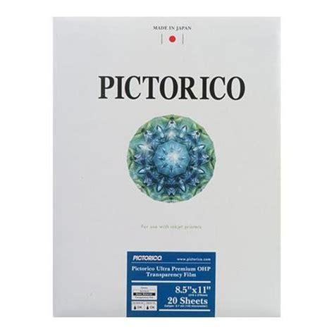 pictorico tps ultra premium  head projector