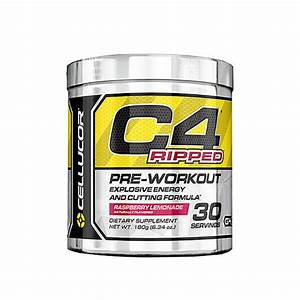Cellucor C4 Ripped Pre Workout 30 Serv