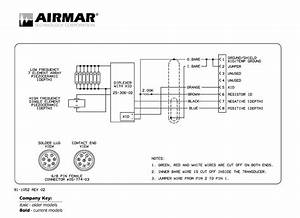Airmar Wiring Diagram Garmin M260 8 Pin  D