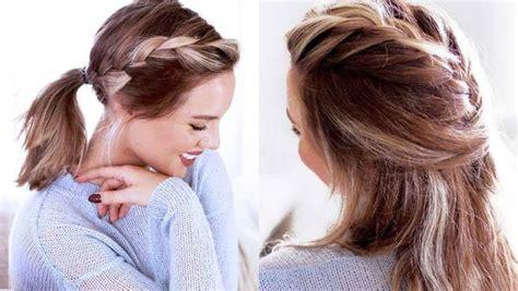 hairstyles for hair and medium length hair