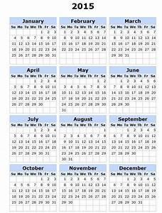 printable 2015 calendar calendars pinterest 2015 With 2015 monthly calendar template with holidays