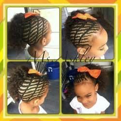 Creative Natural Hair Cornrows Hairstyles