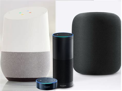 Google Home Vs Echo Apple Homepod Vs Echo Vs Google Home Which One Is