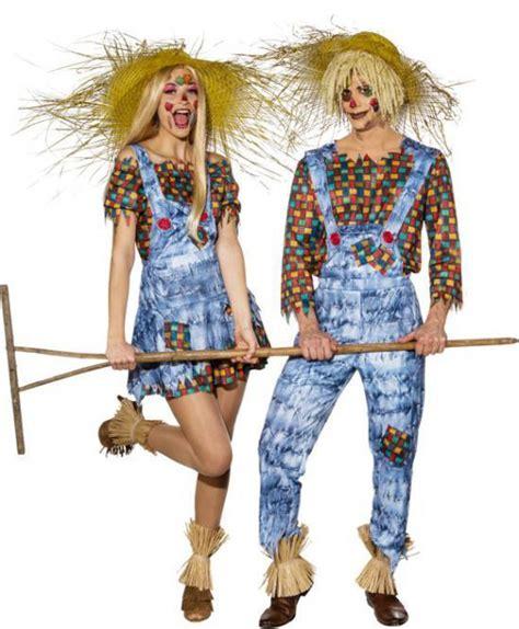 Vogelscheuche Damen Kostüm