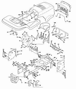 Farmall 130 Parts Diagram