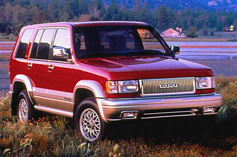 isuzu trooper consumer guide auto
