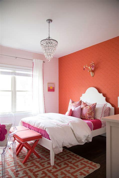 tween girl bedroom pink coral darling darleen
