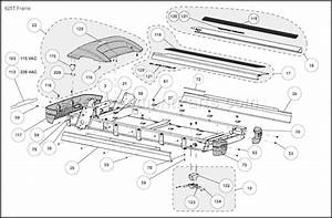Cybex 625t Parts List And Diagram   Ereplacementparts Com