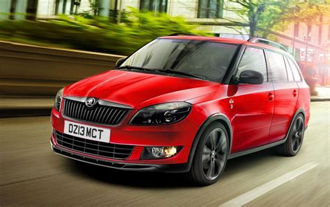 skoda fabia reaction and monte carlo tech revealed