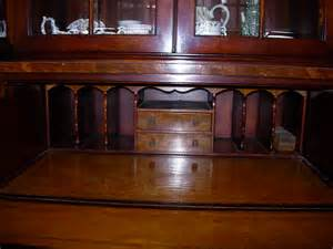 mahogany china cabinet bookcase henredon for sale antiques classifieds